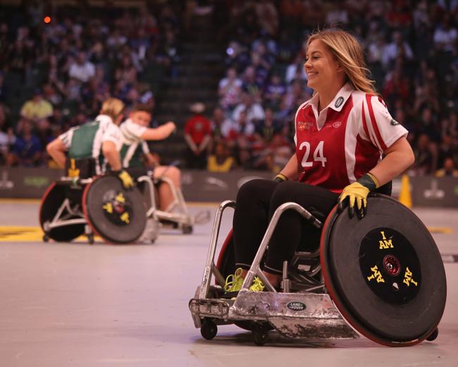 El deporte es un ámbito de inclusión para las personas con discapacidad