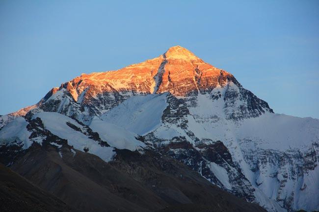Everest. Nepal. 8.848 metros.