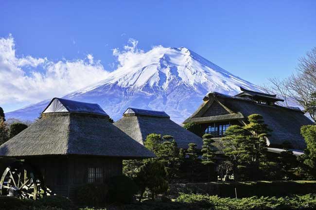 Monte Fuji. Japón. 3.776 metros