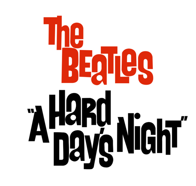 La película A Hard Day's Night está protagonizada por los Beatles