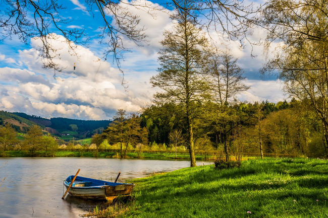 Humedales son los lagos, pantanos, marismas, manglares, ríos …