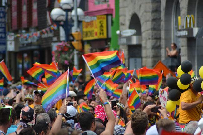 En muchos países la diversidad sexual está criminalizada