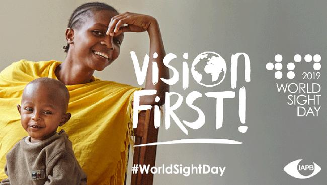 Imagen de la Campaña 2019: Vision First