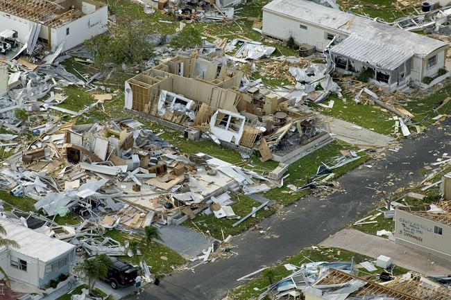 Consecuencias del huracán Charley (2004)