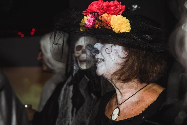 Los disfraces de Halloween están cada vez más elaborados