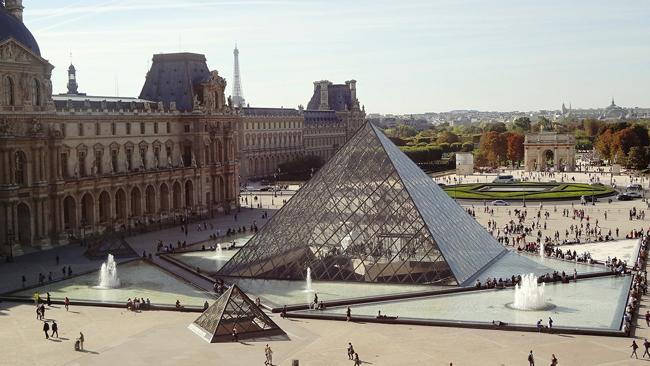 Museo del Louvre, París. Francia